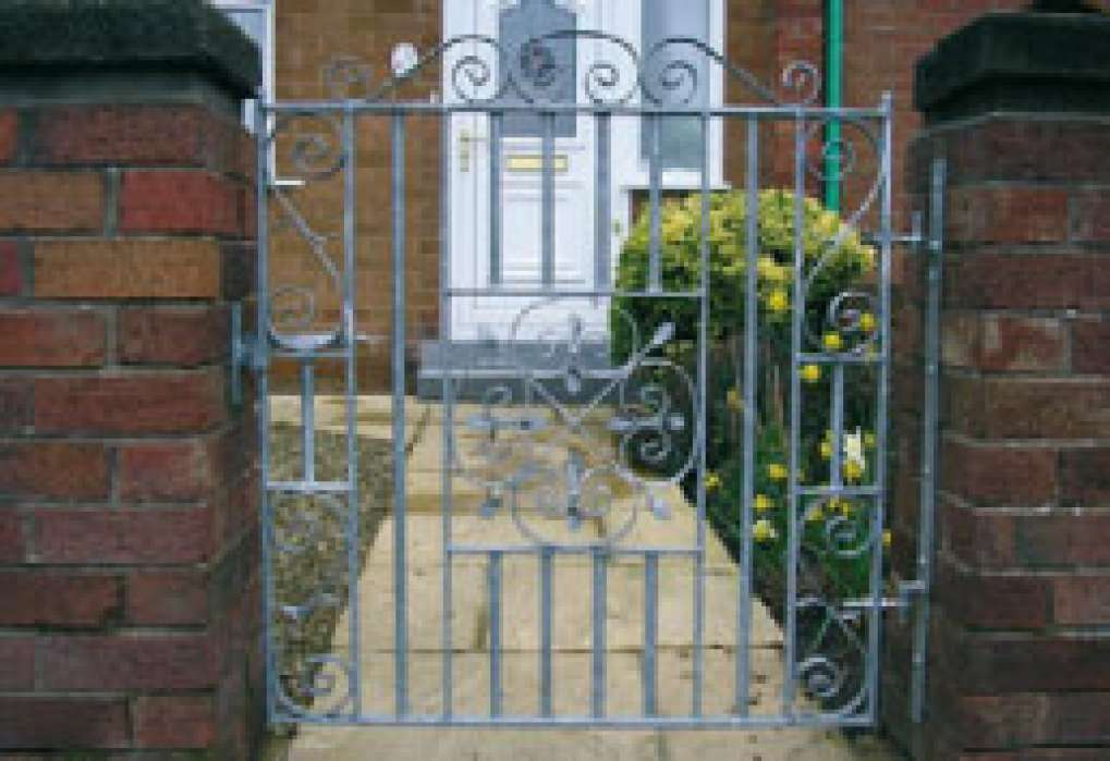 Scorton 9F Single Gate